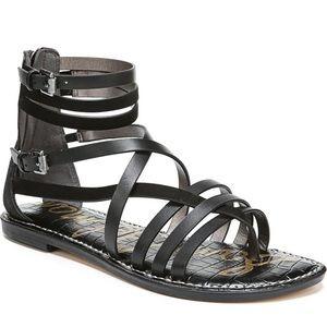 Sam Edelman Gaslon Strappy Sandals Size 6 NEW $100